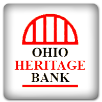 Ohio Heritage Bank - 2013 Sponsor of the Coshocton County Tour of Homes